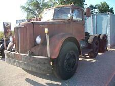 48 Mack truck 6 71 Detroit Diesel Maxium Overdrive rat rod 45 46 47 49 50 51 52