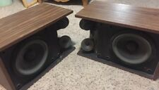 Bose 301 Series II Main Stereo Speakers  Exc Sound Direct Reflecting Bookshelves