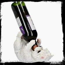 Westie Highland Terrier Guzzlers Wine Bottle Holder Stand Dog Lovers Quirky Gift