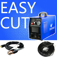 High quality 50A plasma cutter HF start & accessories & 20 consumables 110/220V