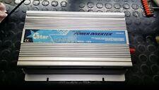 INVERTER 600W 12V-230V  USATO PERFETTAMENTE FUNZIONANTE MAX 1500 WATT