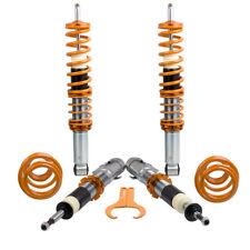 4 pcs for VW Polo MK3 MK4 6N 1.4TDi GTi  Coilovers Absorber Spring Shock Struts