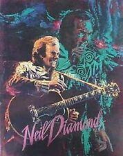 NEIL DIAMOND - LOVESCAPE TOURBOOK - 1992