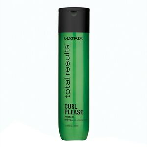Matrix Total Results Curl Please Shampoo 10.1 oz / 300 ml jojoba seed oil