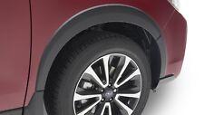 OEM 2016-2018 Subaru Forester Wheel Arch Molding Fender Flare Kit NEW E201SSG000
