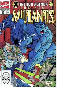 New Mutants#96 (Marvel 1983) VERY FINE + 8.5 X-Tinction Agenda. MOVIE AUG 2020!!