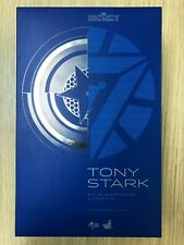 Hot Toys MMS 273 Iron Man 2 Tony Stark with Arc Reactor Creation Accessories USE