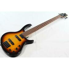 Used 2019 Epiphone TOBY DELUXE V 3TS 5 String Bass JJ PU Good Condition