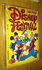 CLASSICI WALT DISNEY 2a SERIE # 101-DISNEY FESTIVAL-MAGGIO 1985-MONDADORI