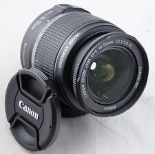 Canon EF-S 18-55mm F/3.5-5.6 IS Lens for T8i 7D SL2 T5i 77D 90D 70D 80D T7i T6i