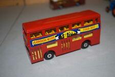 MATCHBOX SUPERKINGS K-15 BUS ' LONDON WIDE TOUR-BUS'