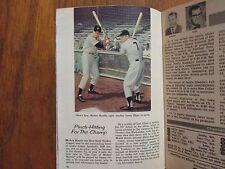 Sept 29-1956 TV Guide(MICKEY MANTLE/ELVIS PRESLEY/JAY SILVERHEELS/JACKIE GLEASON