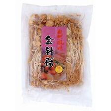 Getrocknetee Samtfussrübling 100g Dried Golden Needle Mushroom getrocknete Pilze