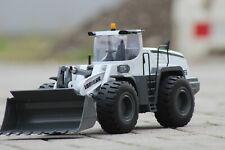Huina L 566 Liebherr weiß Mining Metall Radlader incl Sender + Akku neue Version