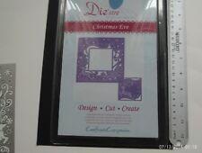DIESIRE CHRISTMAS CREATE-A-CARD DIE - CHRISTMAS EVE