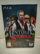 LOVECRAFT'S UNTOLD STORIES SONY PS4 NEW, NUOVA