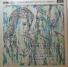Overture Classical LP Vinyl Records
