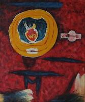 Gemälde - abstrakt - handgemalt Leinwand Acryl Malerei modern Vitaphone Bild TOP
