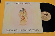 BANCO LP GAROFANO ROSSO 1°ST ORIG ITALY PROG 1976 EX++ ! AUDIOFILI !