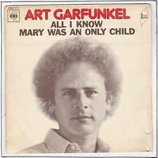 "SIMON & GARFUNKEL Vinyle 45 tours 7"" SP ALL I KNOW RARE"