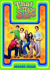 That 70s Show - Season 3 (DVD, 2005, 4-Disc Set)250