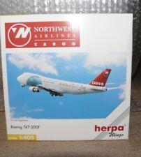 Z2 Herpa 560375 Boeing 747-200 F Northwest unbenutzt