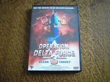 dvd operation delta force 3 clear target un film de mark roper