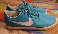 BNWT Nike Essentialist lace up canvas blue sneakers (UK4.5, EU38)
