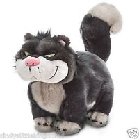 Disney Store Cinderella Lucifer The Cat Soft Plush Toy 17""