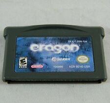 Eragon Nintendo Game Boy Advance 2006 Video Game Cart Only Tested & Working