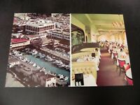 Sabella's Restaurant Fisherman's Wharf San Francisco California CA Diner Fish AD