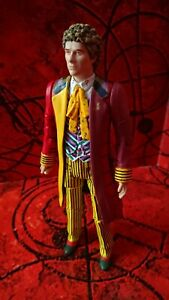 """6th Doctor Who Attack Of The Cybermen 5"""" Classic Sixth Action Figure Colin Baker"""