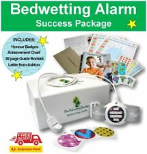 Bedwetting Alarm Package – NEW Urine Bed Wetting Sensor Enuresis for Children