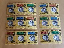 Stamps Czech Republic 1995, Mnh