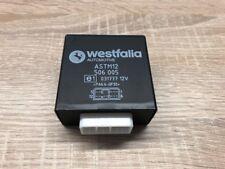 Westfalia 900001506005 Steuergerät ASTM 12 Relais E-Satz Anhängerkupplung 506005