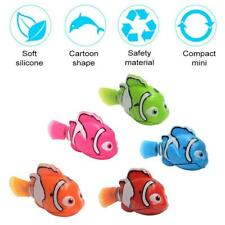 Cute Appearance Design LED Light-emitting Flash Electric Simulator Fish Toy DA