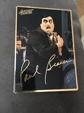 WWF Paul Bearer 1994 Action Packed gold insert card