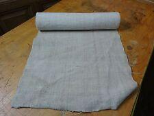 A Homespun Linen Hemp/Flax Yardage 5 Yards x 18'' Plain  # 8315