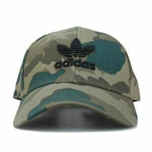 adidas Originals Camouflage Baseball Cap (One Size Fits Large) New