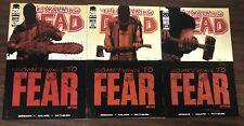 WALKING DEAD #97 98 99 100 101 102 -- 1st Appearance NEGAN -- Something to Fear