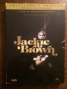 Jackie Brown (DVD - 2002, 2-Disc Set Collector's Edition)