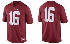 Alabama Crimson Tide Jersey Nike Mens Replica Football Crimson