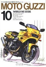 Moto Guzzi World Motorcycle Guide & Data Collection Book