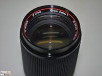 Tele-Zoom Obiettivo Vivitar Serie 1 70-210 MM 1: 2,8 -4, 0 Vmc canon fd Macro Ø