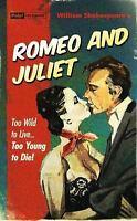 Romeo and Juliet Shakespeare, William VeryGood
