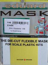 Eduard 1/48 EX495 Canopy Mask for the Trumpeter EKA-3 Skywarrior kit