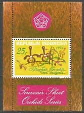 INDONESIE; Zonnebl.  862 (blok 19) POSTFRIS/**/MNH