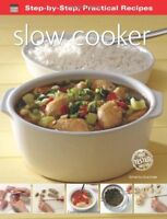 Step-by-Step Practical Recipes: Slow Cooker,Gina Steer- 9780857758583