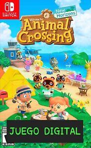 Animal Crossing New Horizons | Nintendo Switch. ¡LEER DESCRIPCIÓN!