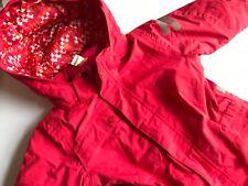 H&M Toller Skianzug Schneeanzug rot pink Gr.92